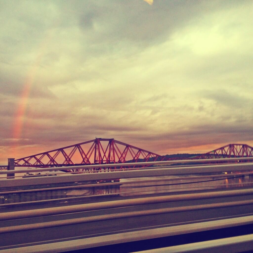 Forth Bridge treasure...