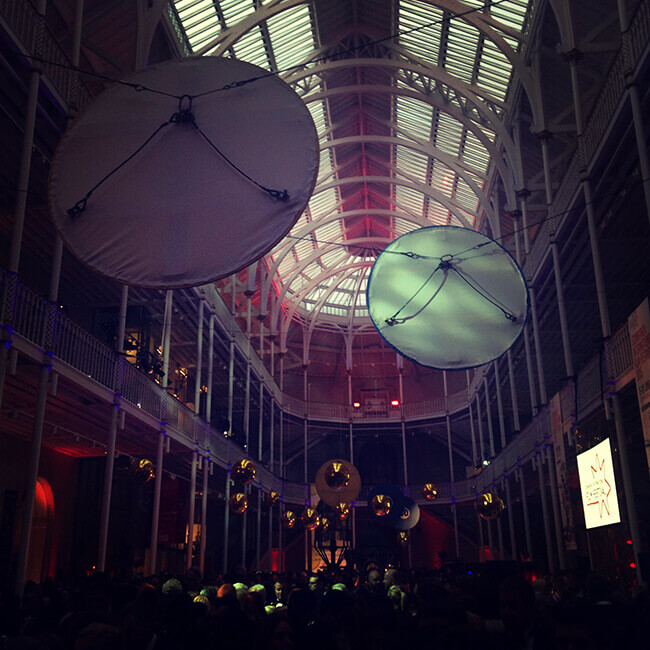 The Edinburgh International Film Festival Opening Night Party at the National Museum of Scotland -