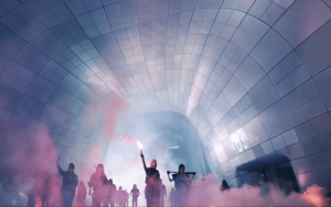 Colour and cinematography in 'Come Back Home' by 2NE1